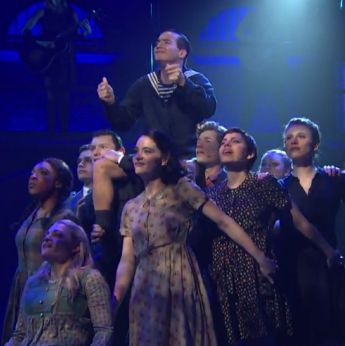 <em>Spring Awakening</em> Performs on <em>Late Night With Seth Meyers</em>