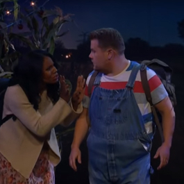 "Audra McDonald, Dan Stevens Join James Corden for ""Inappropriate Musicals"""