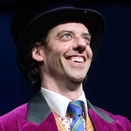 Christian Borle Gives a Golden Ticket as Charlie and the Chocolate Factory Opens
