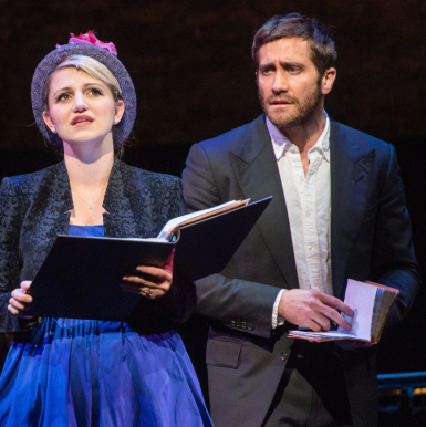 <em>Sunday in the Park</em>, With Jake Gyllenhaal and Annaleigh Ashford, Announces Full Cast