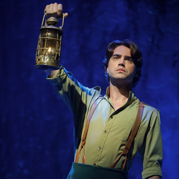 Ryan McCartan Has Been Waiting to Play Fiyero Since He Could Sing Like Glinda