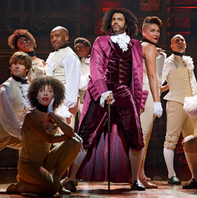 Two Longtime Hamilton Actors Discuss Their Years With the Revolutionary Musical