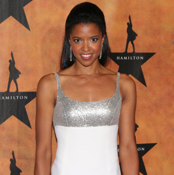 Renée Elise Goldsberry Takes a Rare Moment to Reflect on Her <em>Hamilton</em> Journey