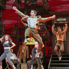 Nick Cordero, Ariana DeBose, and More to Lead <em>A Bronx Tale</em> to Broadway
