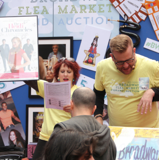 Broadway Flea Market Set to Take Over Shubert Alley