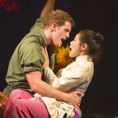 The Heat Is On as Eva Noblezada Brings <em>Miss Saigon</em> Back to Broadway