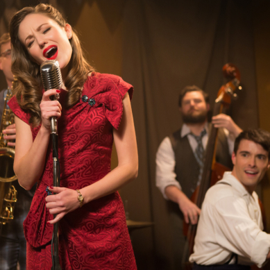 Broadway's <em>Bandstand</em>, Starring Laura Osnes and Corey Cott, Announces Rush Policy