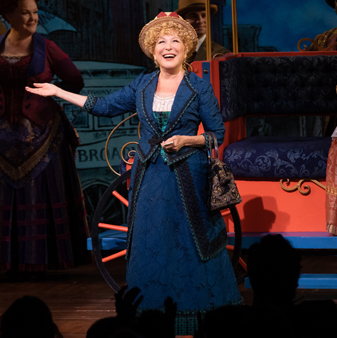 Watch the Standing Ovation Bette Midler Received Upon Her Return to <em>Hello, Dolly!</em>
