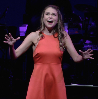 See Highlights of Sutton Foster and Gavin Creel at the Millie Reunion Concert