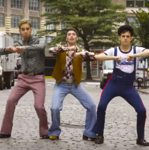 Watch Ben Platt Disco His <em>Dear Evan Hansen</em> Replacements Into Place