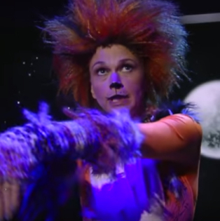 Sutton Foster and Stephen Colbert Star in <em>Cats</em>...Kind Of