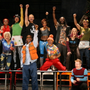 Live Television Broadcast of <em>Rent</em> Sets 2019 Air Date