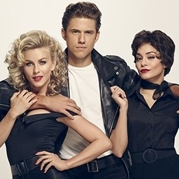 Aaron Tveit, Julianne Hough, Vanessa Hudgens Hand-Jive in New <em>Grease Live!</em> Promo