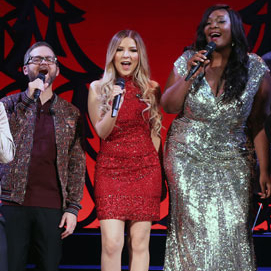<em>Home for the Holidays</em> All Set for Broadway Opening