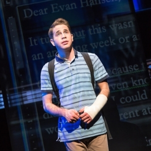 <em>Dear Evan Hansen</em>, Starring Ben Platt, Extends at Second Stage Theatre