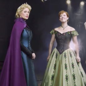 For the First Time in Forever, a Look at <em>Frozen</em> Onstage