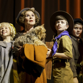 Imelda Staunton-Led <em>Gypsy</em> May Come to New York