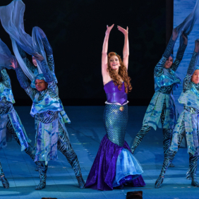 Emily Skinner, Jerry Dixon, and More Go Under the Sea in Muny's The Little Mermaid