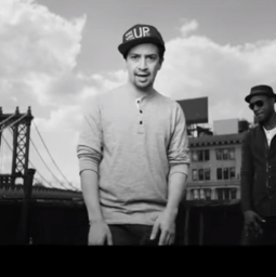 "Lin-Manuel Miranda Drops Music Video for ""I Wrote My Way Out"" from <em>Hamilton Mixtape</em>"
