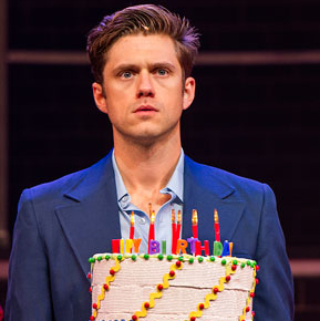First Look at Aaron Tveit and Cast of <em>Company</em> at Barrington Stage