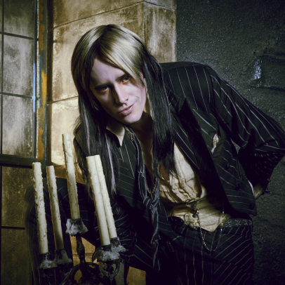 EXCLUSIVE: First Look at Reeve Carney in His <em>Rocky Horror</em> Riff Raff Getup