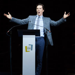 Benedict Cumberbatch to Star in New York Premiere of <em>Letters Live</em>