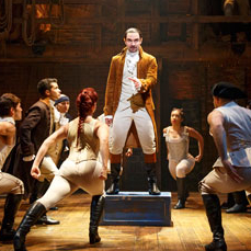 <em>Hamilton</em> Releases Exclusive Show-Based iPhone and Android App