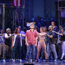<em>In the Heights</em> Opens With Vanessa Hudgens, Anthony Ramos, and Ana Villafañe