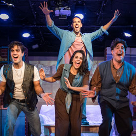 <em>Friends! The Musical Parody</em> Will Go on a National Tour