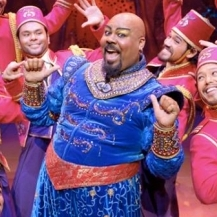 James Monroe Iglehart Lays Down His Lamp at Broadway's <em>Aladdin</em>
