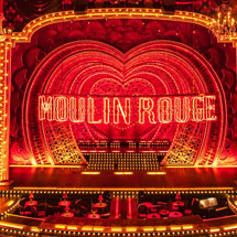 <em>Moulin Rouge!</em> Reveals Its Set, Begins Performances