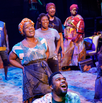 "See ""The Human Heart"" in <em>Once on This Island</em>"