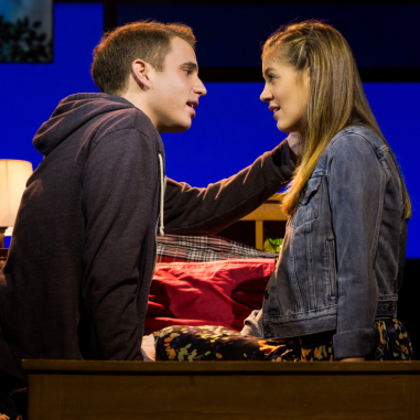 <em>Dear Evan Hansen</em> Opens on Broadway