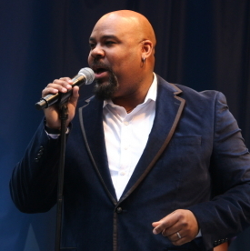 "Flashback Friday: James Monroe Iglehart Sings ""Make Them Hear You"" at #Ham4Ham"