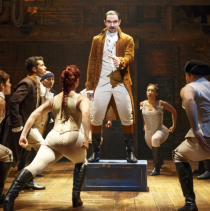 Lin-Manuel Miranda's <em>Hamilton</em> to Launch Second Touring Cast