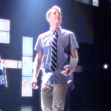 Watch the Cast of Broadway's <em>Dear Evan Hansen</em> in Action