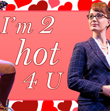 Broadway Valentines: No Matter What You Want to Say, You Can Say It With Lyrics