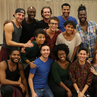 Meet the New Touring Company of Jonathan Larson's <em>Rent</em>