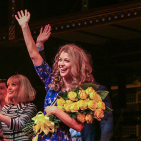 Melissa Benoist Takes First Bows in <em>Beautiful</em>