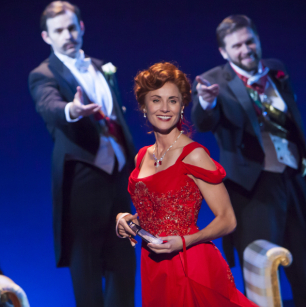 <em>Fun Home</em>'s Beth Malone to Star in <em>The Unsinkable Molly Brown</em>