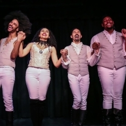 <em>Spamilton</em> Will End Its Off-Broadway Run