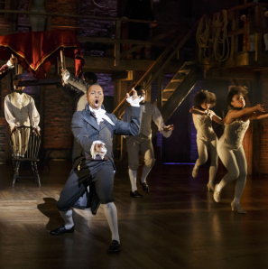 <em>Hamilton</em> Cast to Perform on 2016 Grammy Awards Telecast