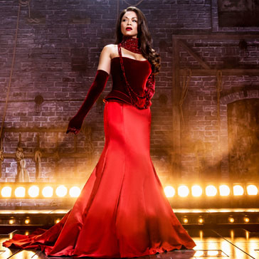 First Look at Karen Olivo as Satine in Moulin Rouge!