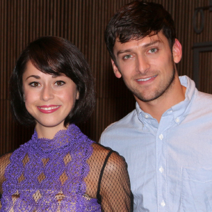 Meet Garen Scribner, Sara Esty, and the Touring Cast of <em>An American in Paris</em>