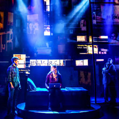 Dear Evan Hansen National Tour Finds Its Evan