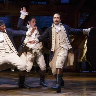 <em>Hamilton</em> Breaks Record With 16 Tony Award Nominations