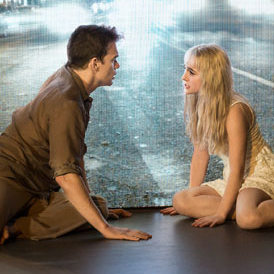 David Bowie's Lazarus, Starring Michael C. Hall, to Be Screened at Kings Theater