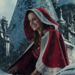 "Emma Watson and Dan Stevens Sing ""Something There"" in New <em>Beauty and the Beast</em> Clip"
