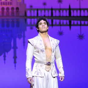 Full Cast Announced for Aladdin North American Tour