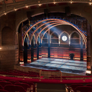 <em>Harry Potter and the Cursed Child</em>'s Broadway Home Is Revealed in Stunning New Photos